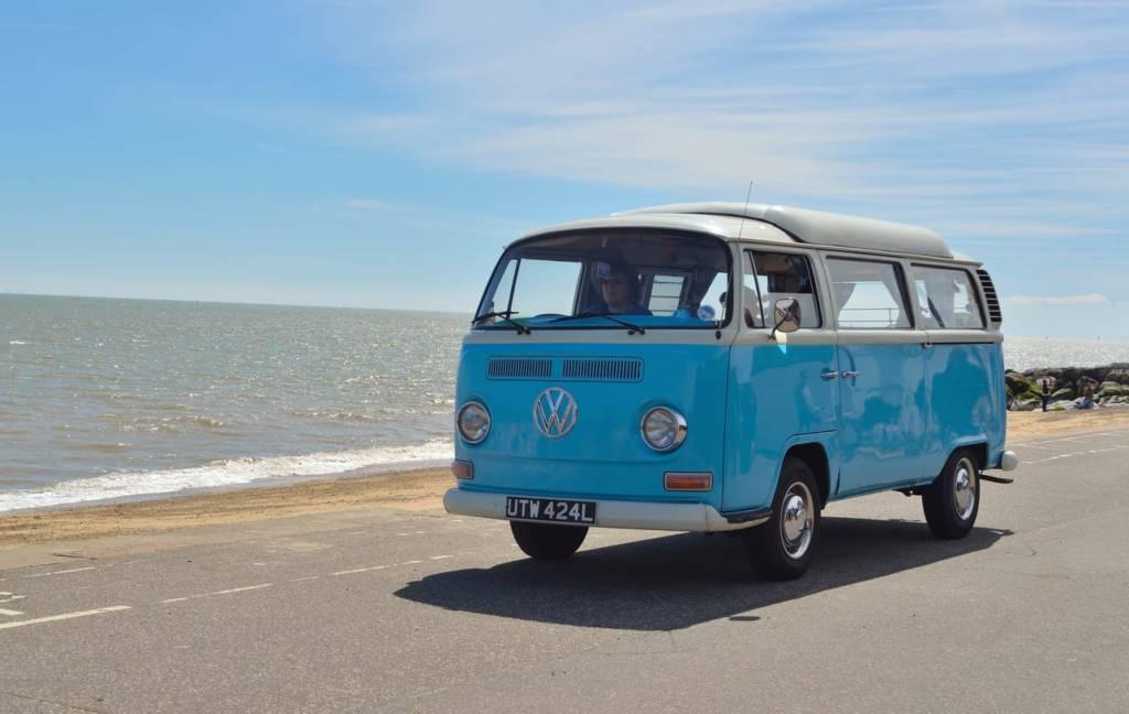 Classic Volkswagen Van